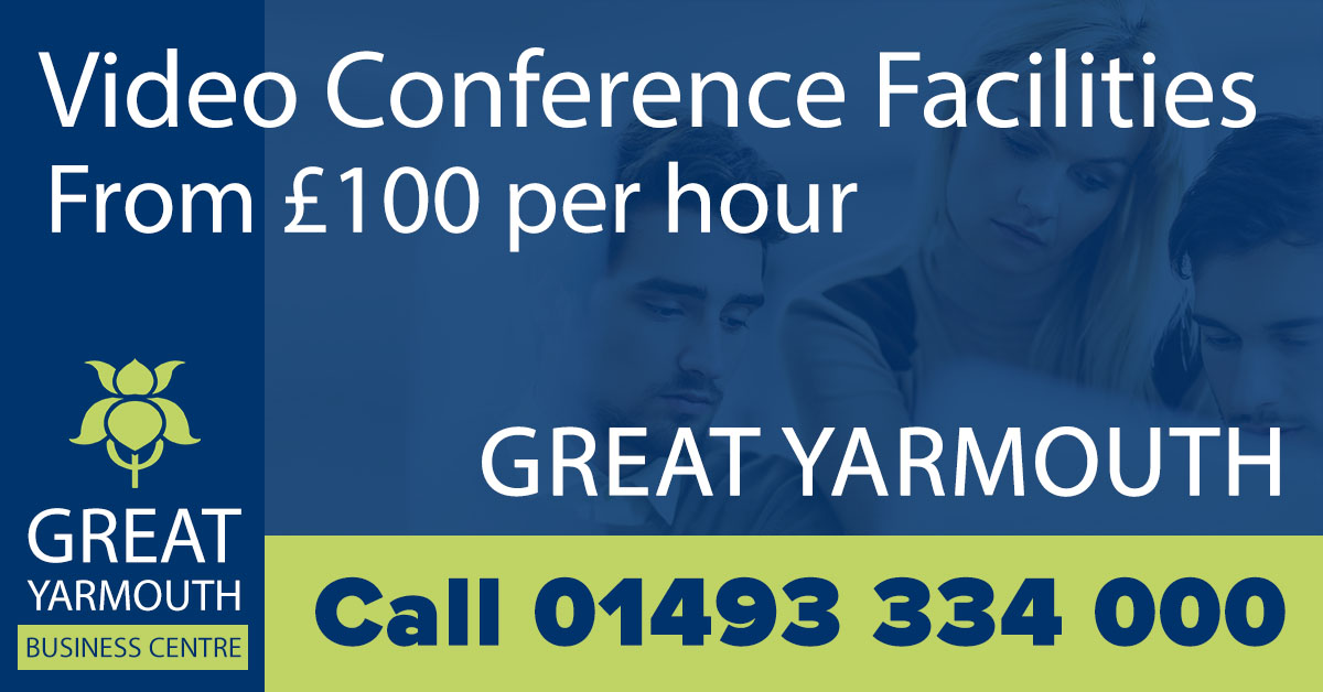 Video Conferencing Facilities Great Yarmouth